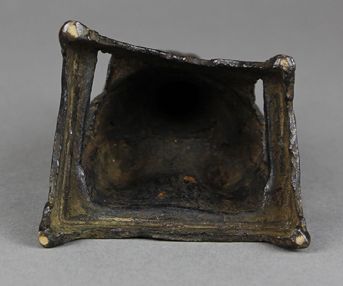 Chinese Bronze Daoist Deity - 5