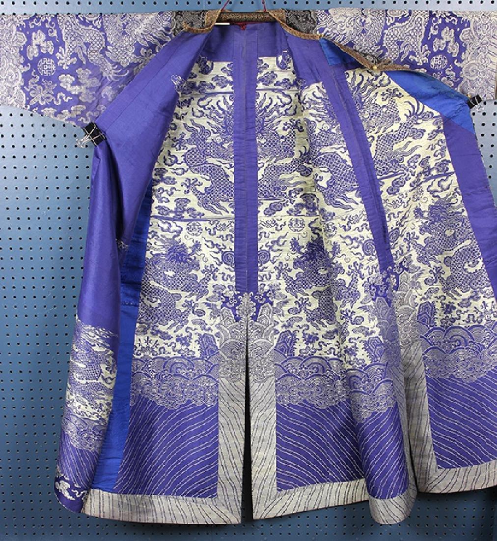Chinese Blue Dragon Jifu Robe - 6