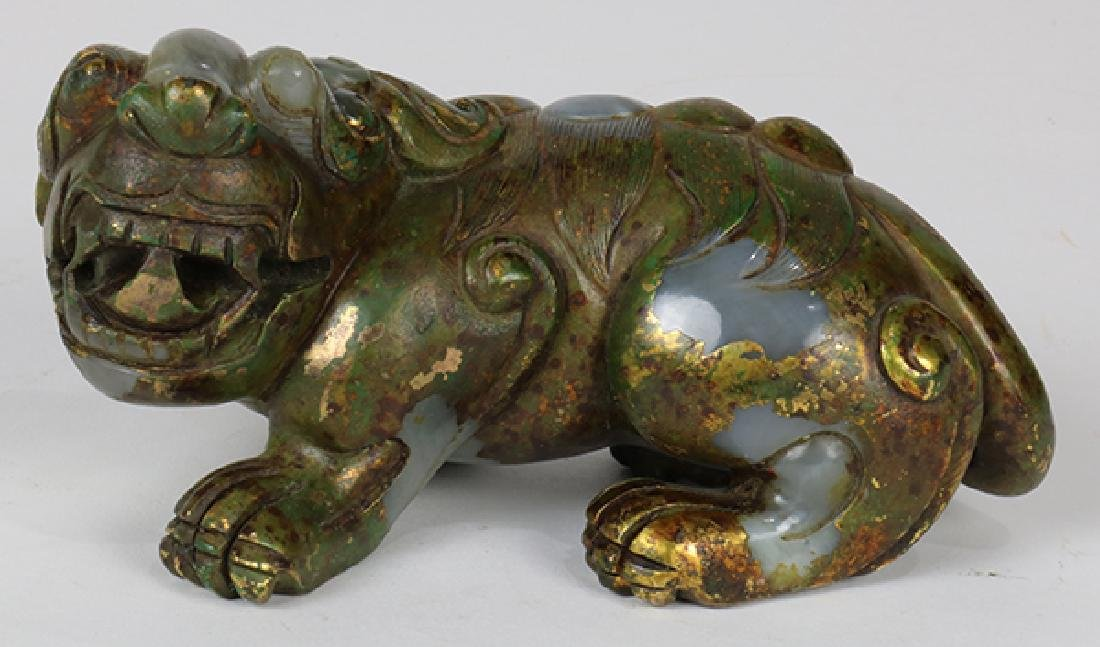 Chinese Agate Fu-lion