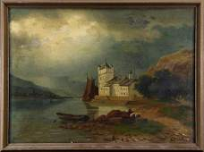 Painting European School 19th century