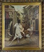 Painting, Lady Godiva on Horseback