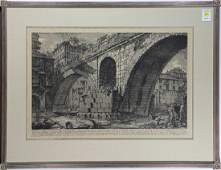 Print, Giovanni Battista Piranesi