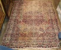 Lavar Kerman carpet 59 x 4 wear