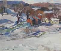 Painting, Charles J. Movalli