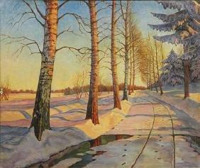 Painting, Ivan Choultse