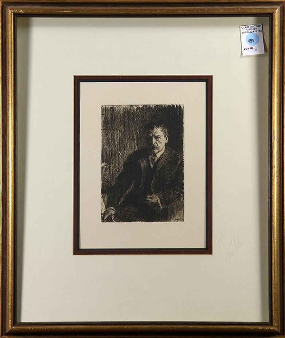 Print, Anders Zorn