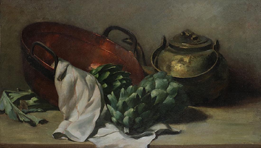 Painting, William Merritt Chase