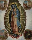 Painting, Mexican School (18th century)