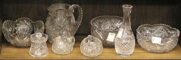 Brilliant cut crystal Waterford