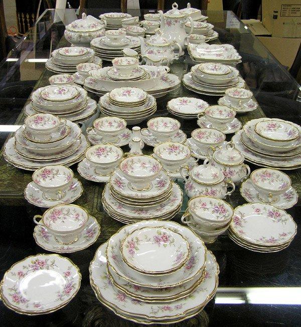 6103: Bavarian Porcelain Edelstein Delphine - 2