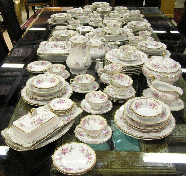 6103: Bavarian Porcelain Edelstein Delphine - 3