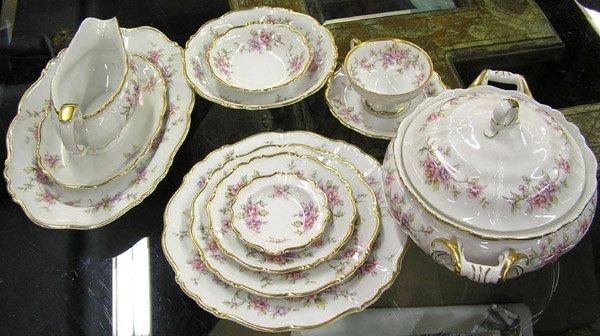 6103: Bavarian Porcelain Edelstein Delphine - 4