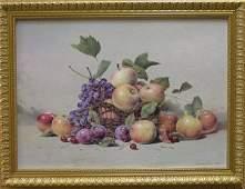 6416: Painting V.N. Gribennikov Russian