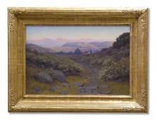 6535: Painting John M. Gamble Californian