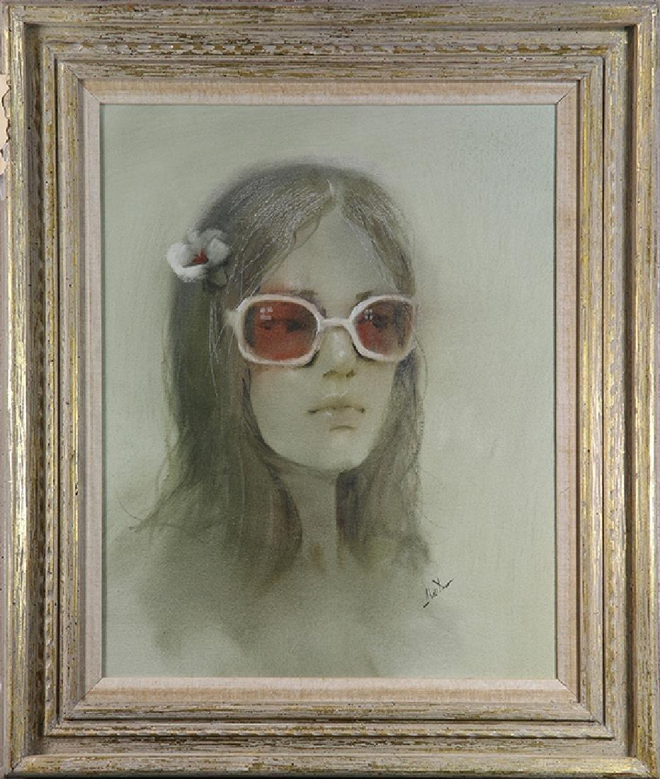 Painting, Jimmy Abeita