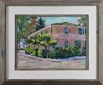 Painting Joseph Nordmann