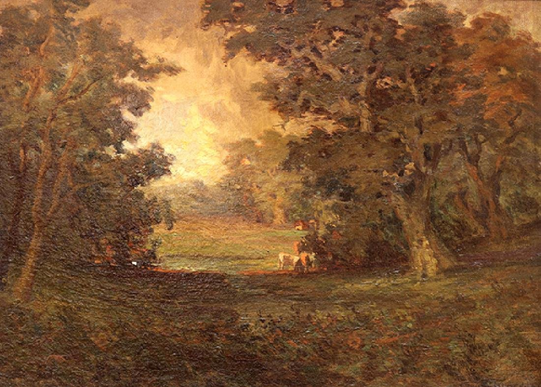 Painting, George Smith Tilden