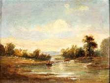 Painting, Circle of John Constable