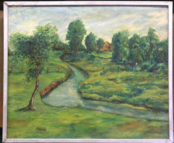 4: Landscape Painting, Ratner