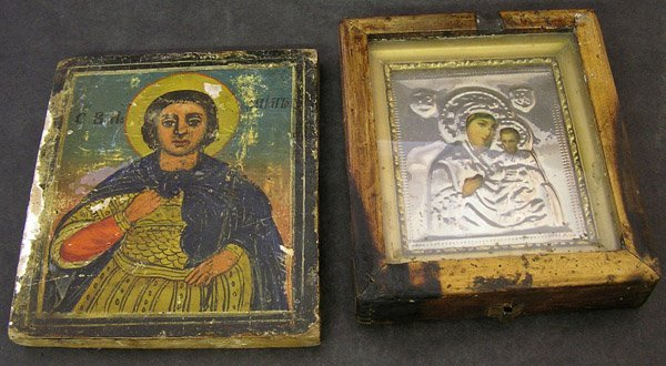 11: Russian Icons