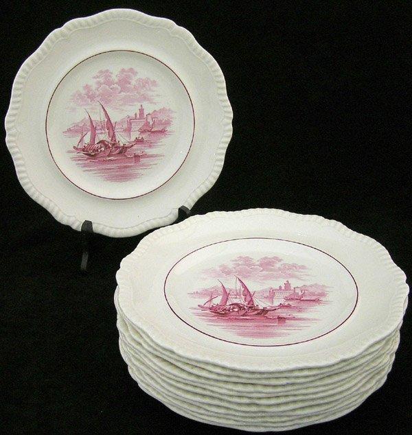20: Copeland Spode bone china