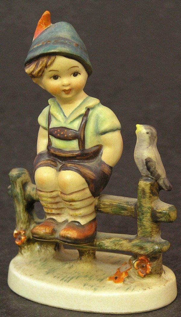 24: Hummel figurine ''Wayside Harmony''