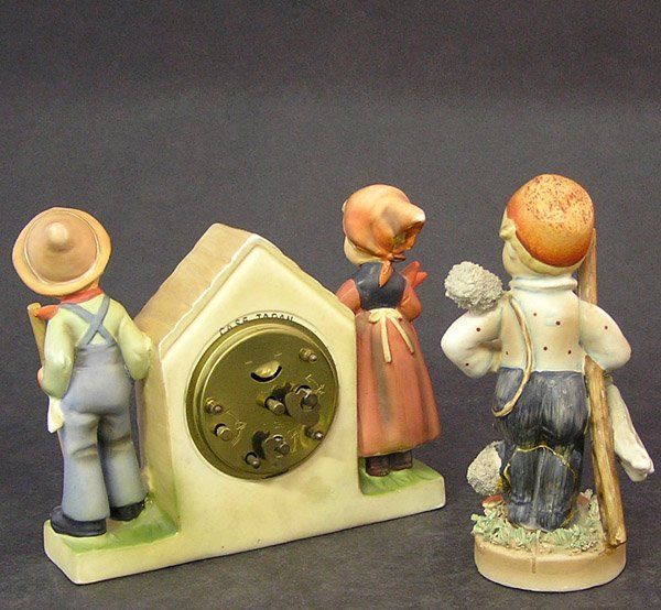 52: American Children figurines - 3