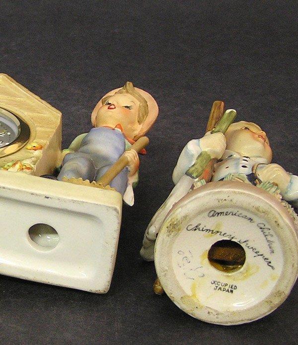 52: American Children figurines - 4