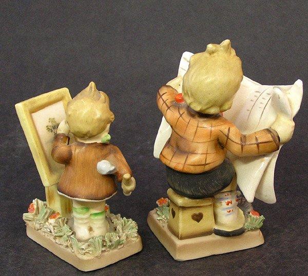 52: American Children figurines - 6