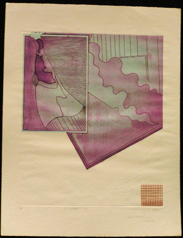 2477: Japanese print, Takesada Matsutani