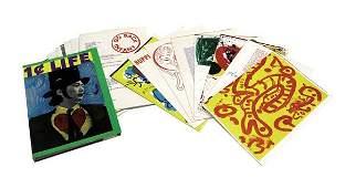 2490: Walasse Ting, 1 Cent Life, Lichtenstein