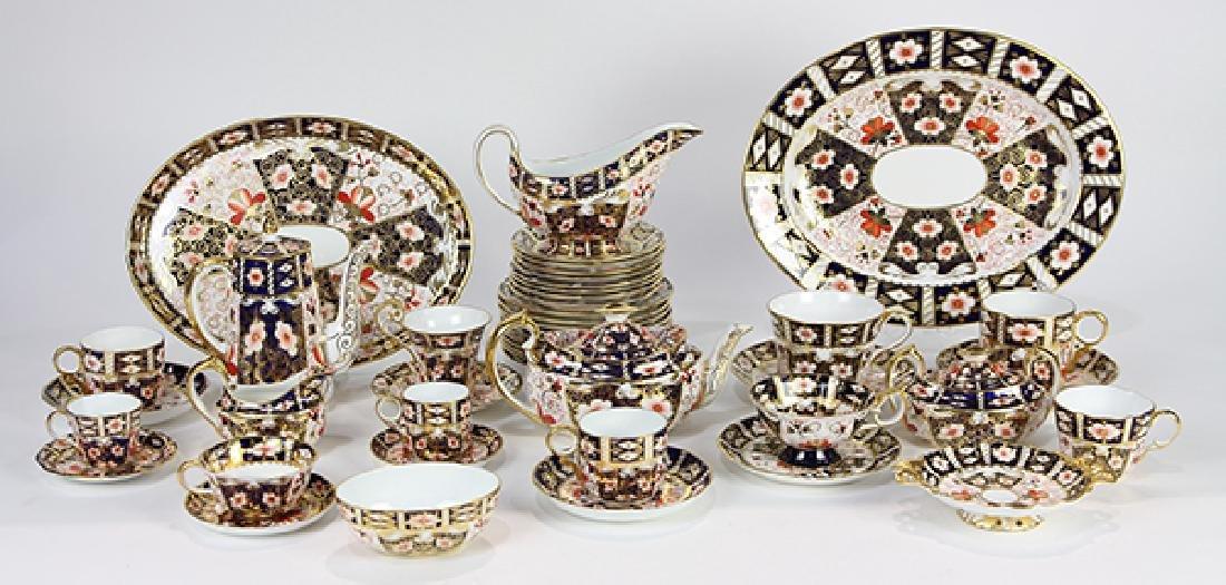 (lot of 67) Royal Crown Derby porcelain drinks service, - 2