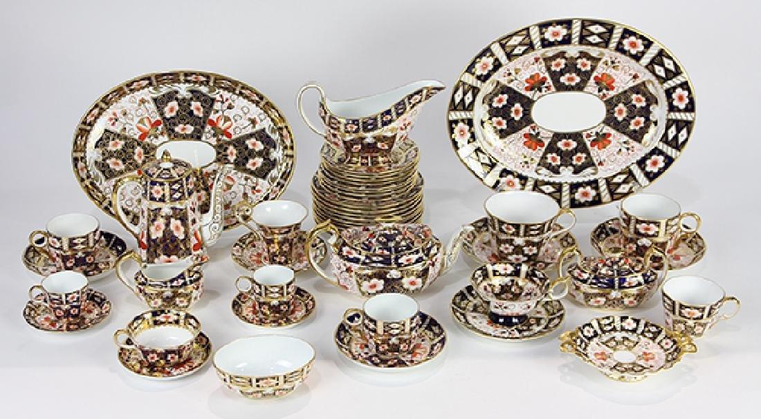(lot of 67) Royal Crown Derby porcelain drinks service, - 3