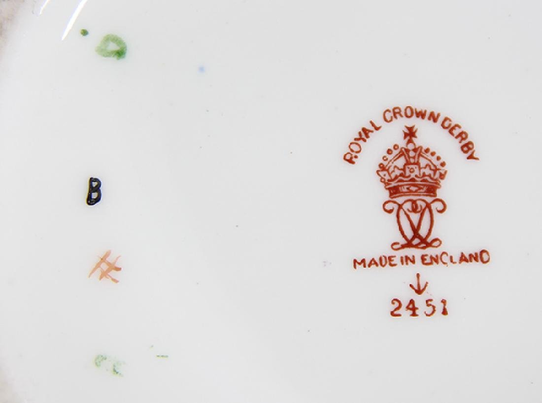 (lot of 67) Royal Crown Derby porcelain drinks service, - 5