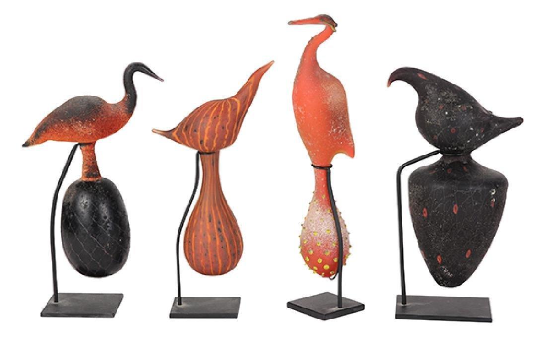 (lot of 4) William Morris (b