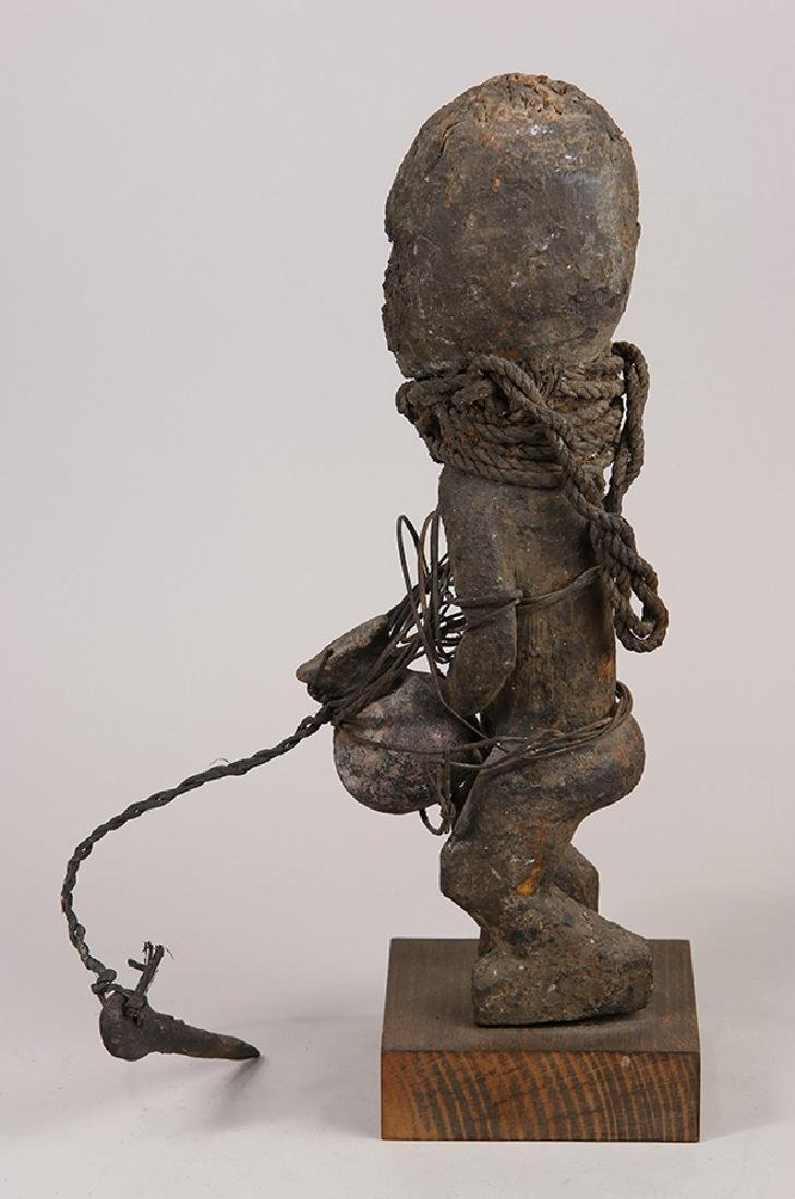Benin Fon Power figure, 19th/20th century, a magic - 3