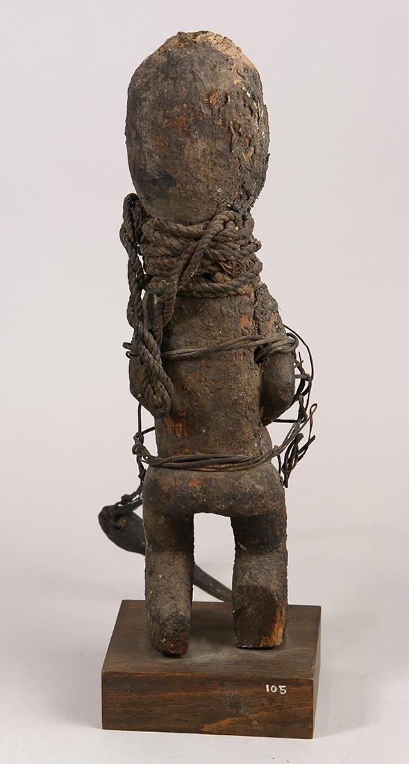 Benin Fon Power figure, 19th/20th century, a magic - 4