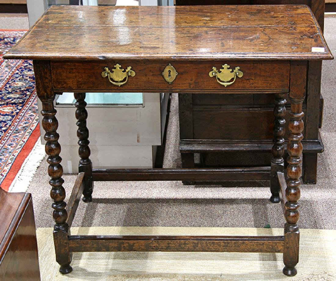 English William and Mary table - 2