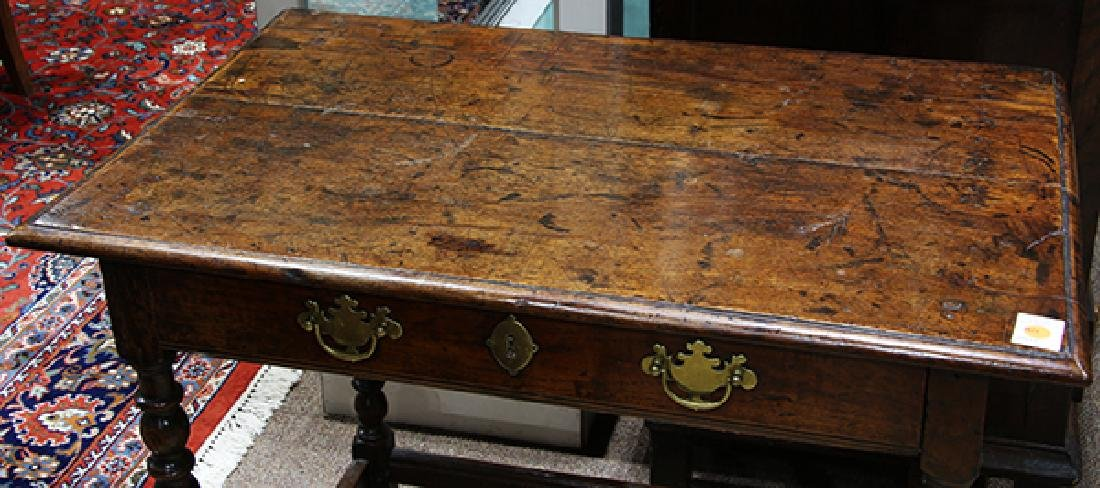 English William and Mary table - 3