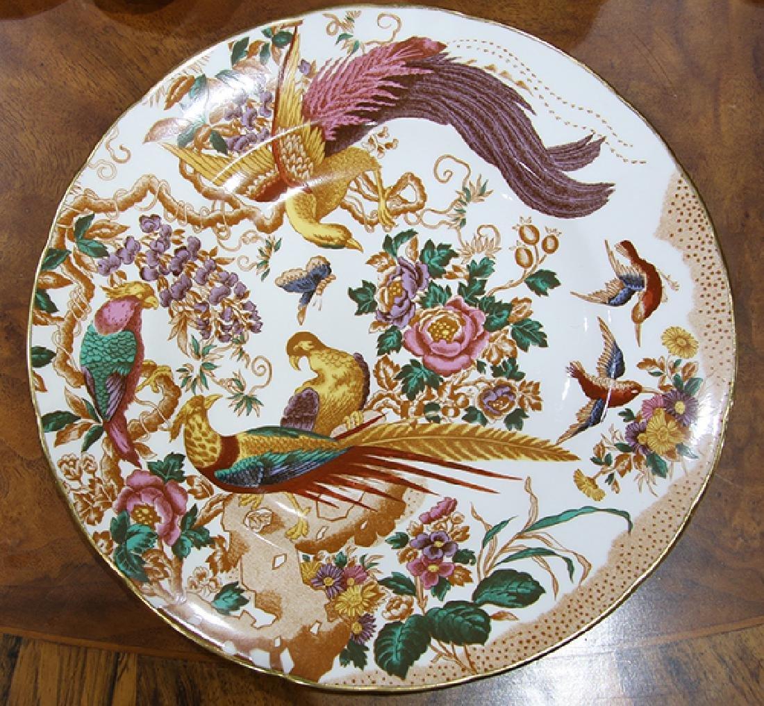 (lot of 59) Royal Crown Derby porcelain table service - 2