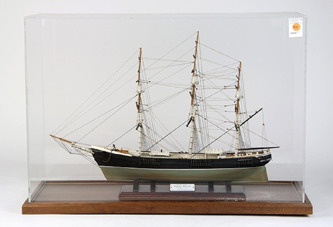"Extreme Clipper ""Flying Cloud"" model ship, originally"