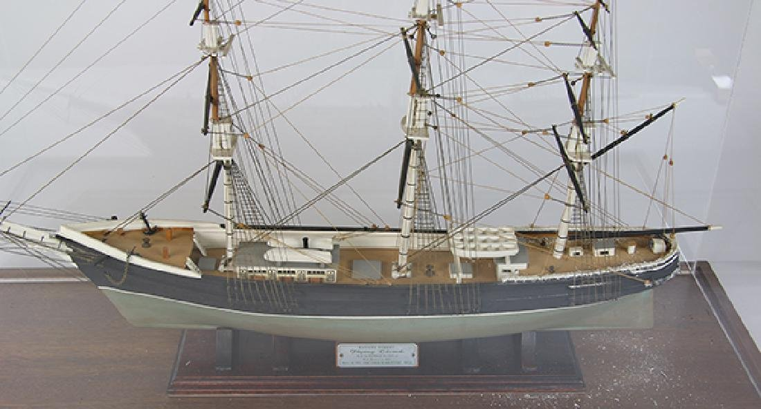 "Extreme Clipper ""Flying Cloud"" model ship, originally - 2"