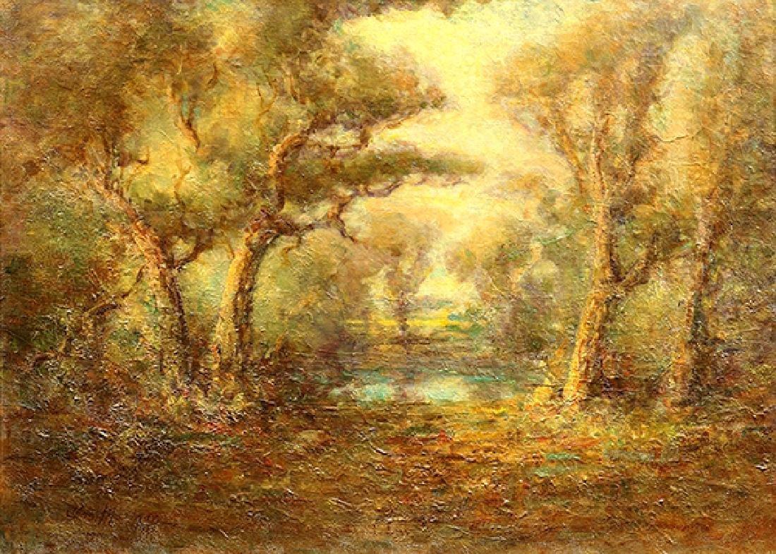 Painting, Charles Harmon