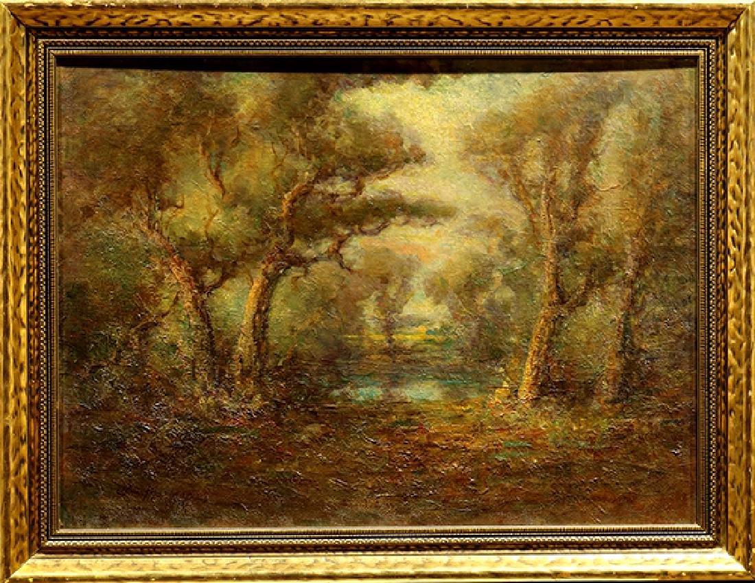Painting, Charles Harmon - 2