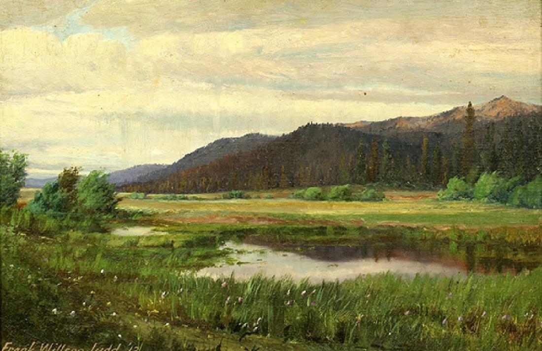 Paintings, Frank Willson Judd