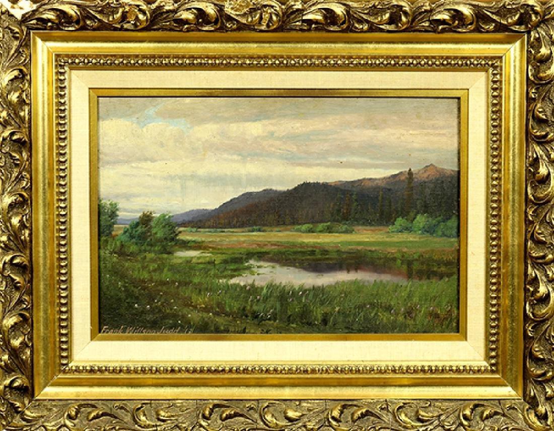 Paintings, Frank Willson Judd - 2