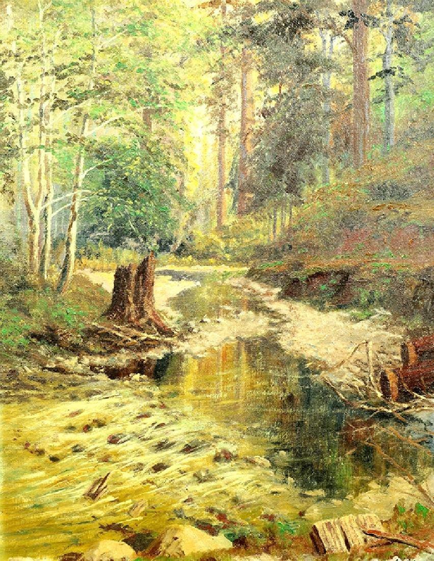 Paintings, Frank Willson Judd - 5