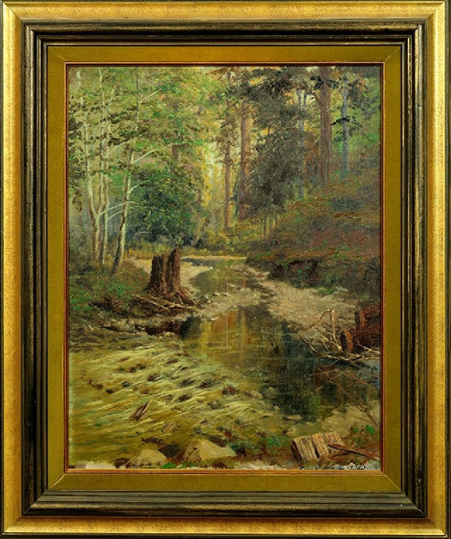 Paintings, Frank Willson Judd - 6
