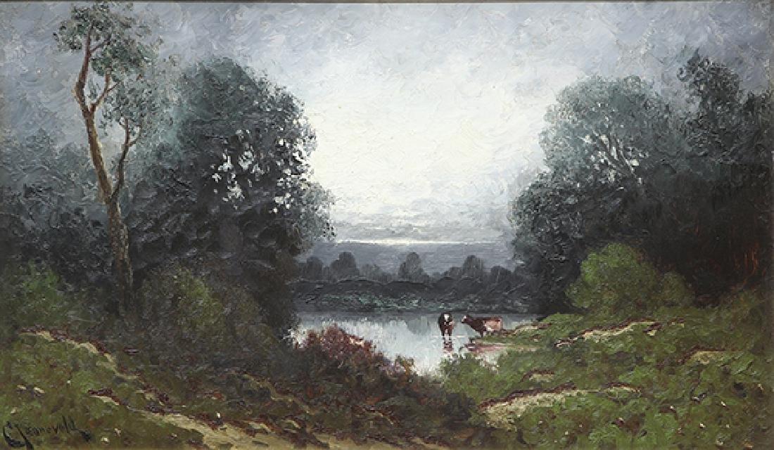 Painting, Carl Henrik Jonnevold