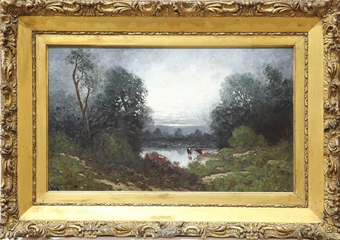 Painting, Carl Henrik Jonnevold - 2